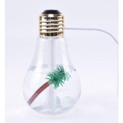 Párásító villanykörte alakú