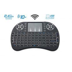 Szin váltós Mini Vezeték nélküli Billentyűzet