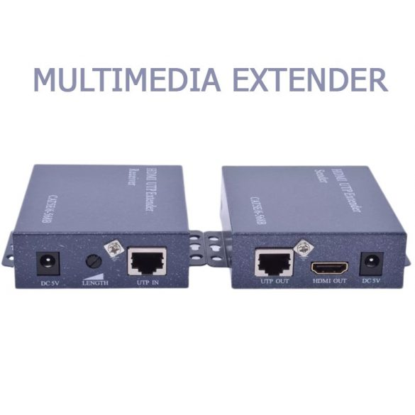 HDMI Multimedi Extender FULL HD
