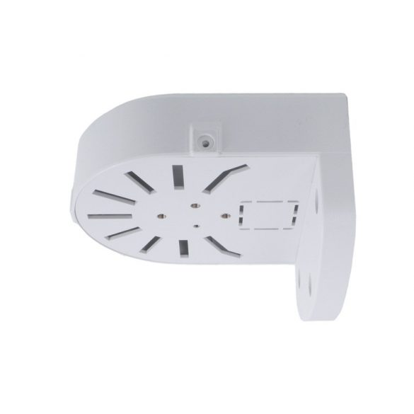 Falra szerelhető univerzális ABS cctv dome kamera szerelő doboz tartó