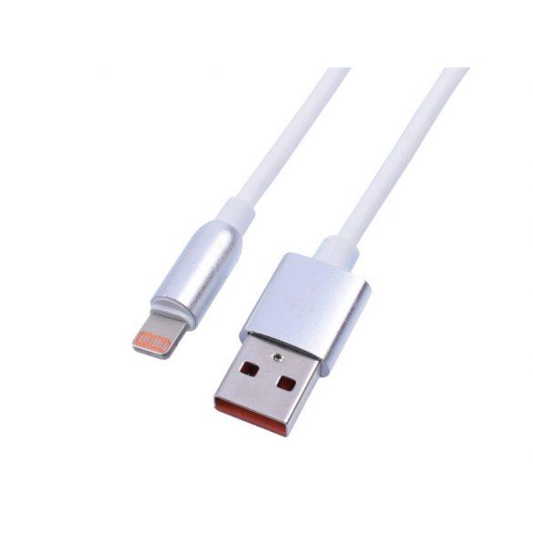 USB - LIGHTNING nagy sebességű töltő&adatkábel, 1 m-es