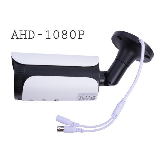 16 kültéri csőkamerás AHD rendszer 2.0 MegaPixel, H.265