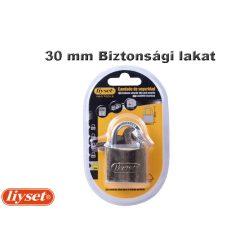 LIYSET 30 mm Biztonsági lakat