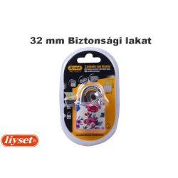 LIYSET 32 mm Biztonsági lakat