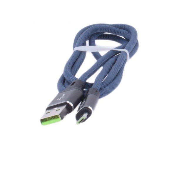 USB - Micro USB töltő és  adatkábel 1méteres
