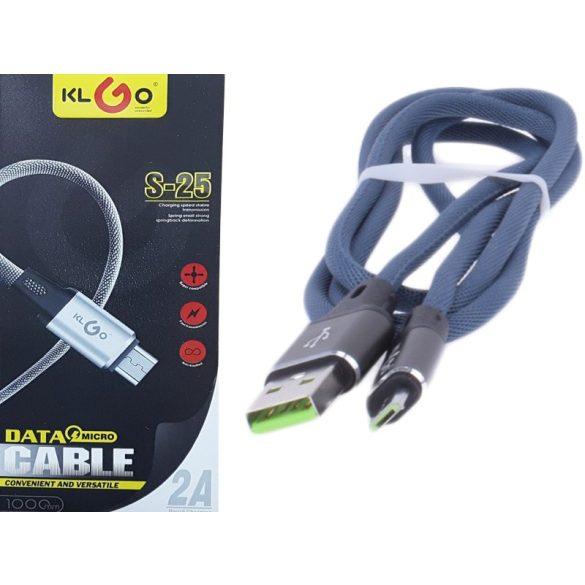Micro USB töltő és  adatkábel