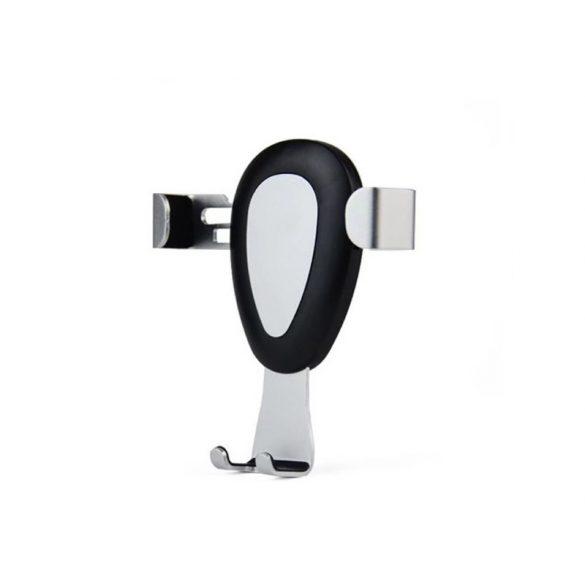 Egykezes autós telefontartó szellőzőrácsra rögzíthető