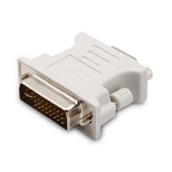 DVI - I APA  -  VGA ANYA csatlakozó adaptert