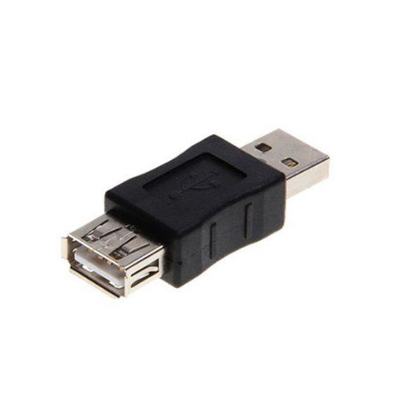 USB 2.0 toldó adapter apa-anya