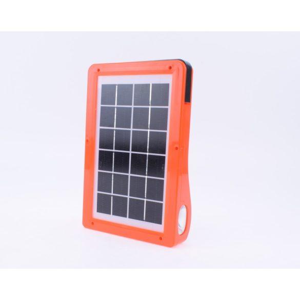Multifunkciós napelemes  lámpakészlet