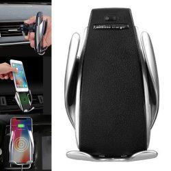 Smart Sensor S5 autós telefontartó és vezeték nélküli töltő egyben