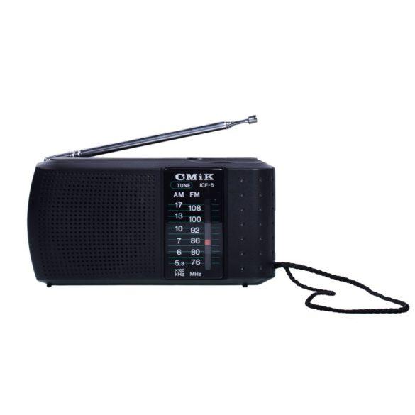 Hordozható FM/AM RÁDIÓ