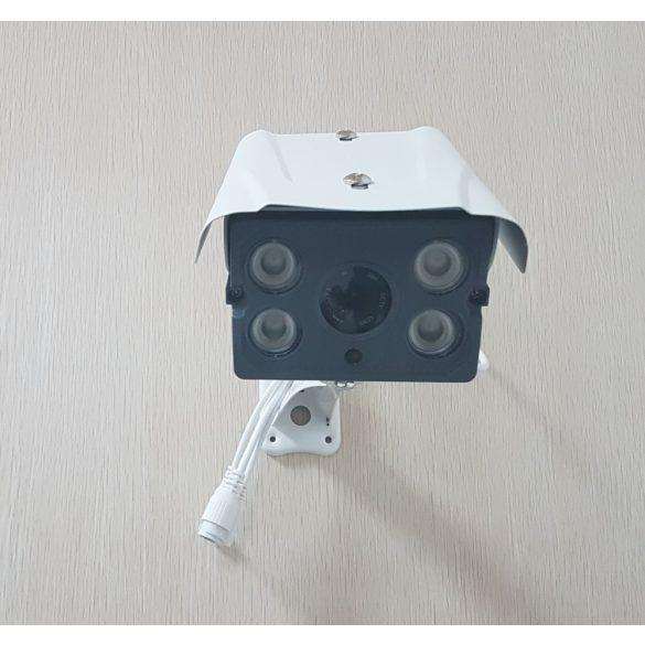 Vezetékes SD kártyára rögzítő IP kamera