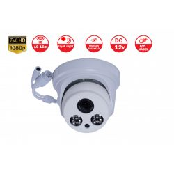 2MP BELTÉRI FULL HD IP DOME kamera