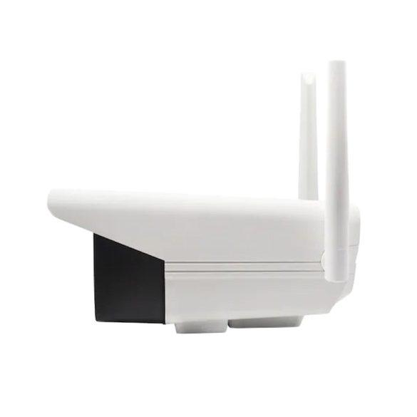 1080P 2MP WIFI IP kamera kültéri ONVIF vezeték nélküli, vízálló, alkalmazás,riasztó, színes éjszakai látás,TF kártya