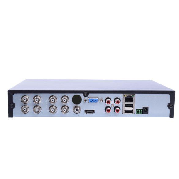 8 CH AHD 2.0MP NETWORK DVR, H.264, ONVIF