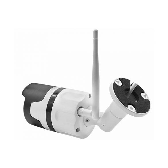 1080P HD 2.8mm Wifi IP kültéri megfigyelő kamera, színes, vízálló, kétirányú hanggal, P2P protokollal