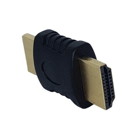 APA-APA HDMI ADAPTER aranyozott csatlakozóval