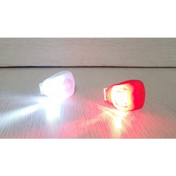 2 darabos kerékpár lámpa