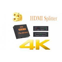 2 PORT Full HD 3D/4K/2K HDMI splitter