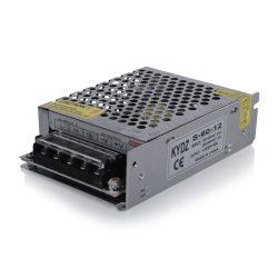 Tápegység videotechnikai rendszerekhez 12V5A