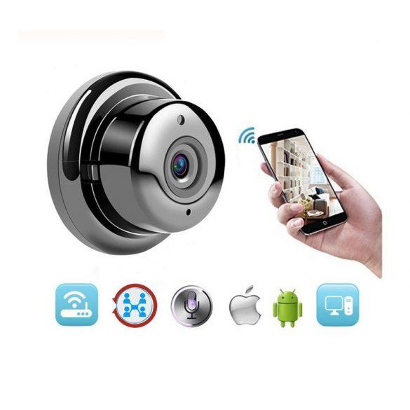 Vezeték nélküli IP kamera HD 720P Mini Wifi kamera hálózati P2P bébimonitor
