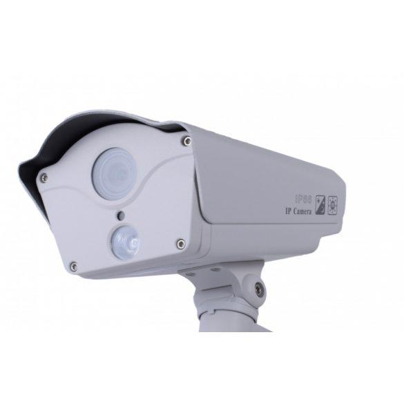 1.3 MP kültéri IP kamera, tartóval
