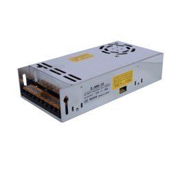 Tápegység videotechnikai rendszerekhez 12V30A