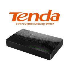 Tenda SG108 10/100/1000Mbps 8 portos switch