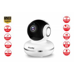 Mozgáskövetős  WIFI-s Smart kamera full hd-s