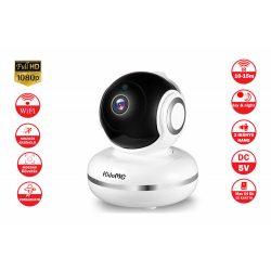 Mozgáskövetős  WIFI-s Smart kamera full hd