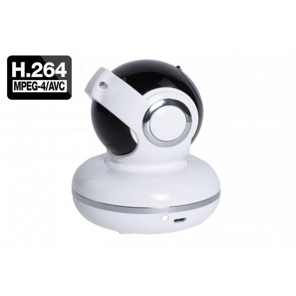 Mozgáskövetős  WIFI-s Smart kamera fullhd