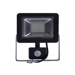 Mozgásérzékelős LED Reflektor 30W