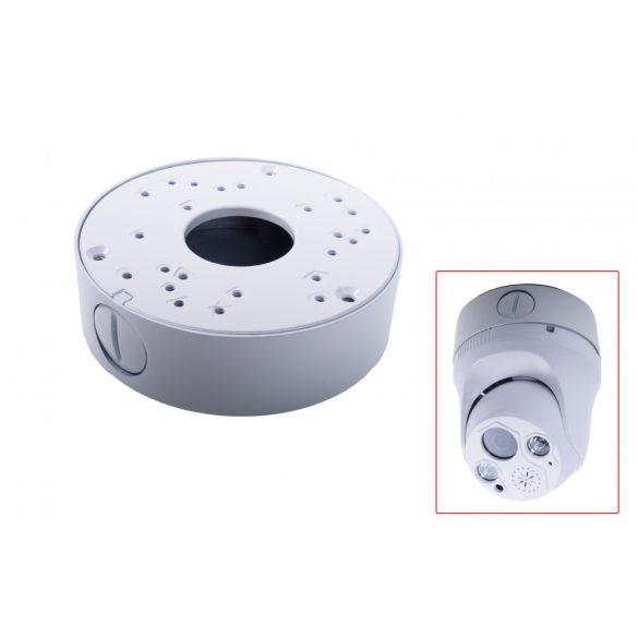 Alumínium Kültéri szerelődoboz 125mm