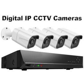 IP Kamera Szett